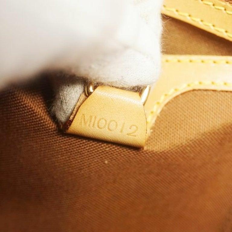 LOUIS VUITTON Ellipse PM Womens handbag M51127 For Sale 9