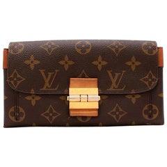 Louis Vuitton Elysee Accordion Monogram Wallet