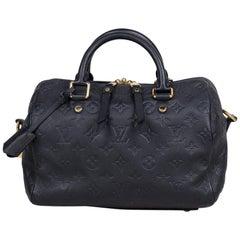 Louis Vuitton Empreinte Speedy Bandoulière 25 Handbag