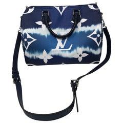 Louis Vuitton Escale Blue Speedy Bandouliere