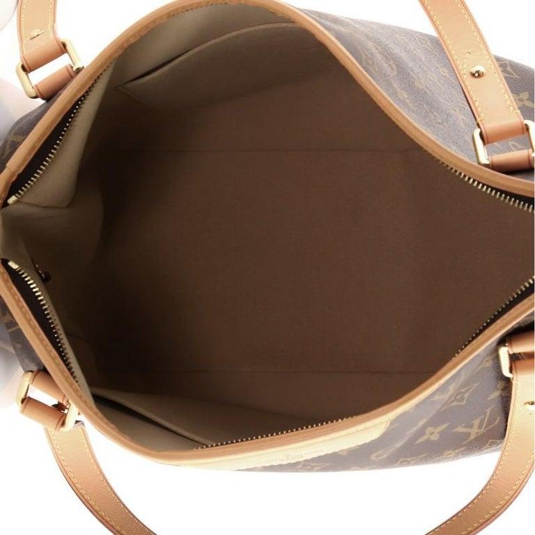 Women's or Men's Louis Vuitton Estrela Handbag Monogram Canvas MM For Sale
