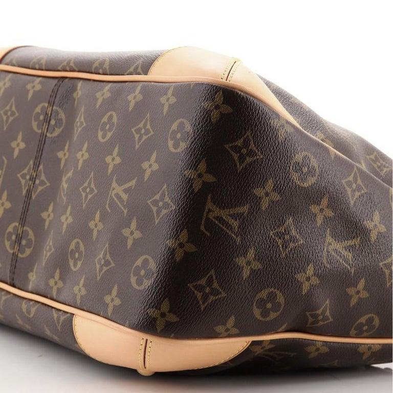 Louis Vuitton Estrela Handbag Monogram Canvas MM For Sale 1