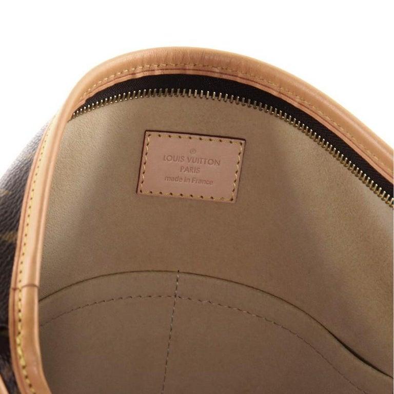 Louis Vuitton Estrela Handbag Monogram Canvas MM For Sale 3