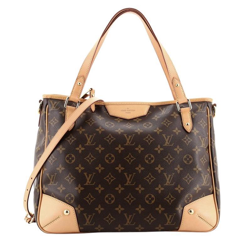 Louis Vuitton Estrela Handbag Monogram Canvas MM For Sale