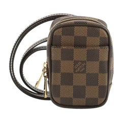Louis Vuitton Etui Okapi Camera Case Damier PM