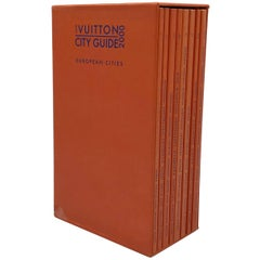 Louis Vuitton European City Guides Box Set, 2000