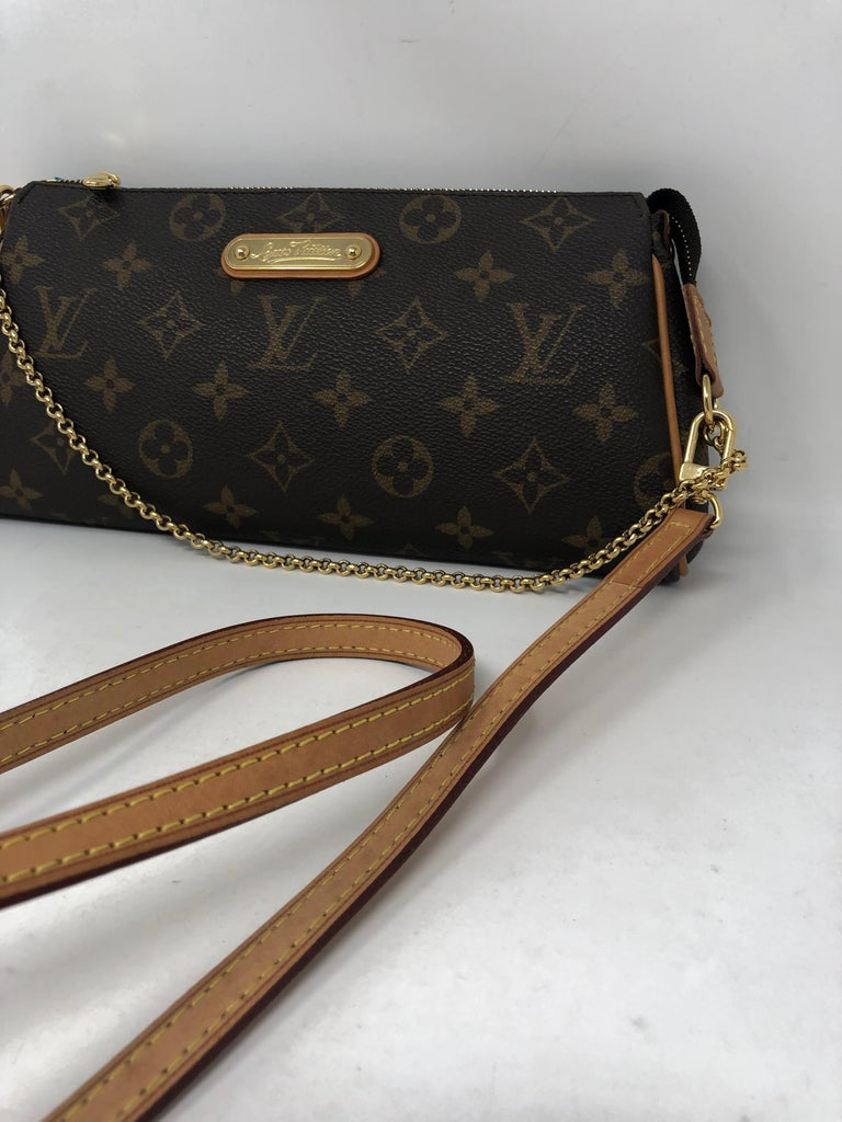 Women's or Men's Louis Vuitton Eva Clutch  For Sale