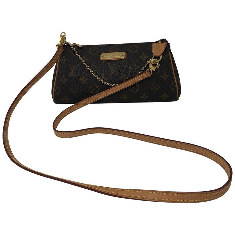 Louis Vuitton Eva Clutch  For Sale