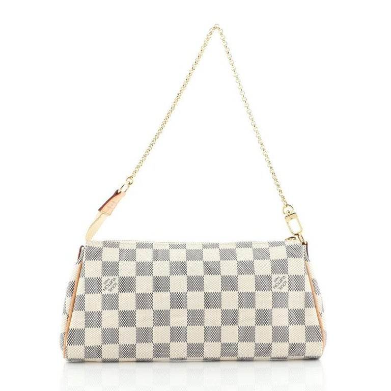 Louis Vuitton Eva Crossbody Damier In Good Condition In New York, NY
