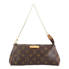 Louis Vuitton Eva Crossbody Monogram Canvas