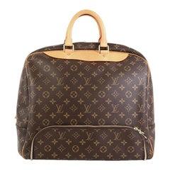 Louis Vuitton Evasion Travel Bag Monogram Canvas MM