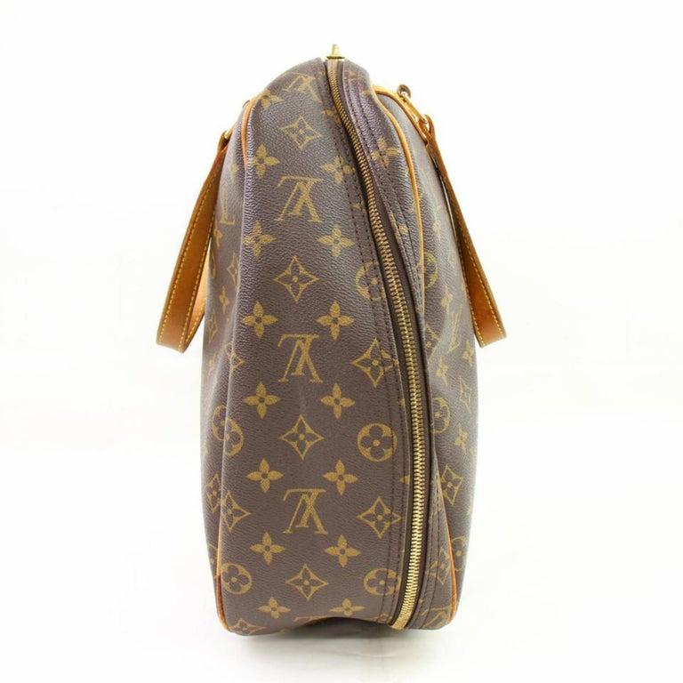 3e9a4d4d Louis Vuitton Excursion Monogram Sac 867110 Brown Coated Canvas Shoulder  Bag For Sale 4