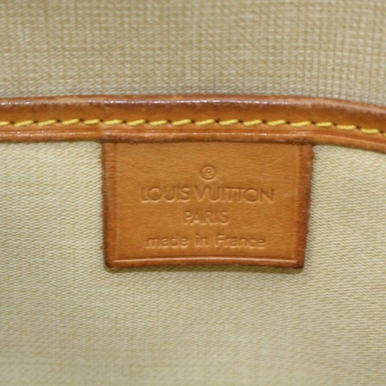15757b70 Louis Vuitton Excursion Monogram Sac 869717 Brown Coated Canvas Shoulder  Bag For Sale 7