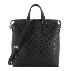 Louis Vuitton  Explorer Briefcase Limited Edition Monogram Illusion Leathe