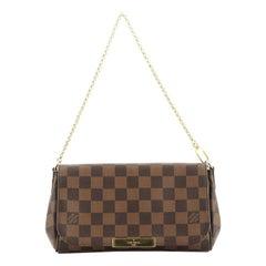 Louis Vuitton Favorite Handbag Damier PM