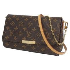 LOUIS VUITTON Favorite MM Womens shoulder bag M40718