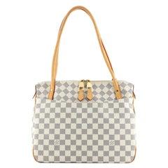 Louis Vuitton Figheri Handbag Damier PM