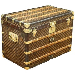 Louis Vuitton First Serie Damier Trunk, 1880s