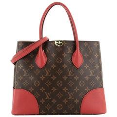 Louis Vuitton Flandrin Handbag Monogram Canvas