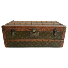Art Deco Trunks and Luggage