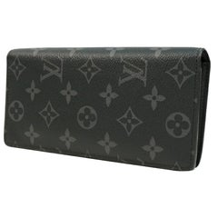 LOUIS VUITTON Folded portofeuilles Brazza Mens long wallet M61697
