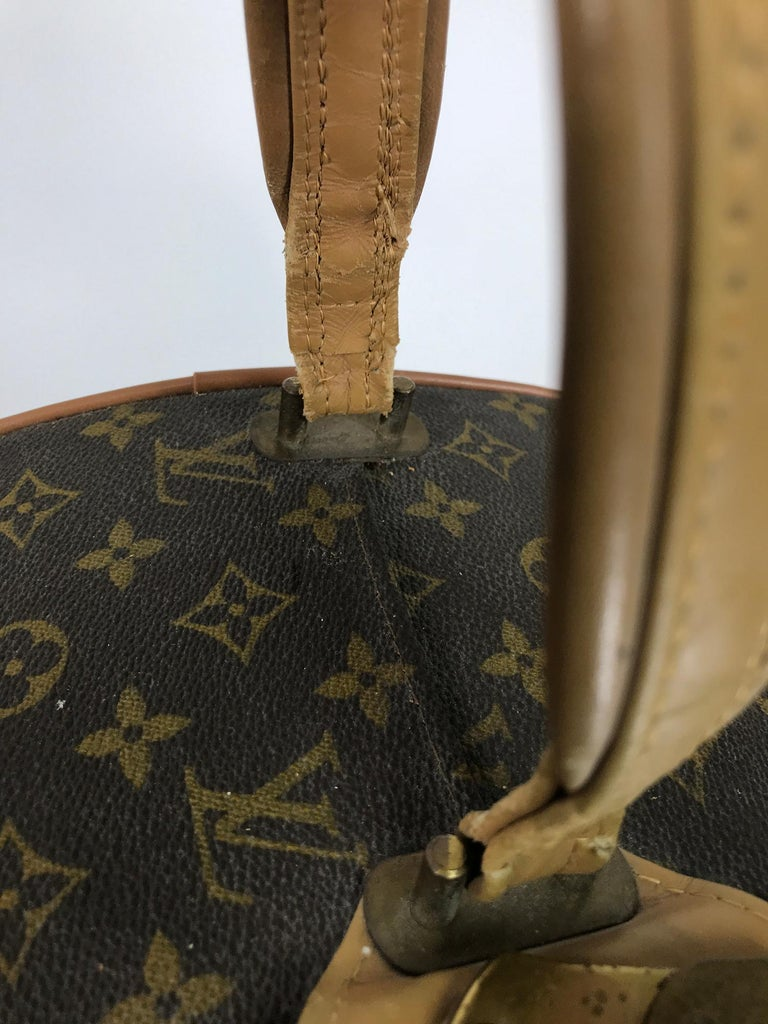 Louis Vuitton for The French Co. 50cm Boite Chapeaux Round Hat Box Rare  For Sale 6
