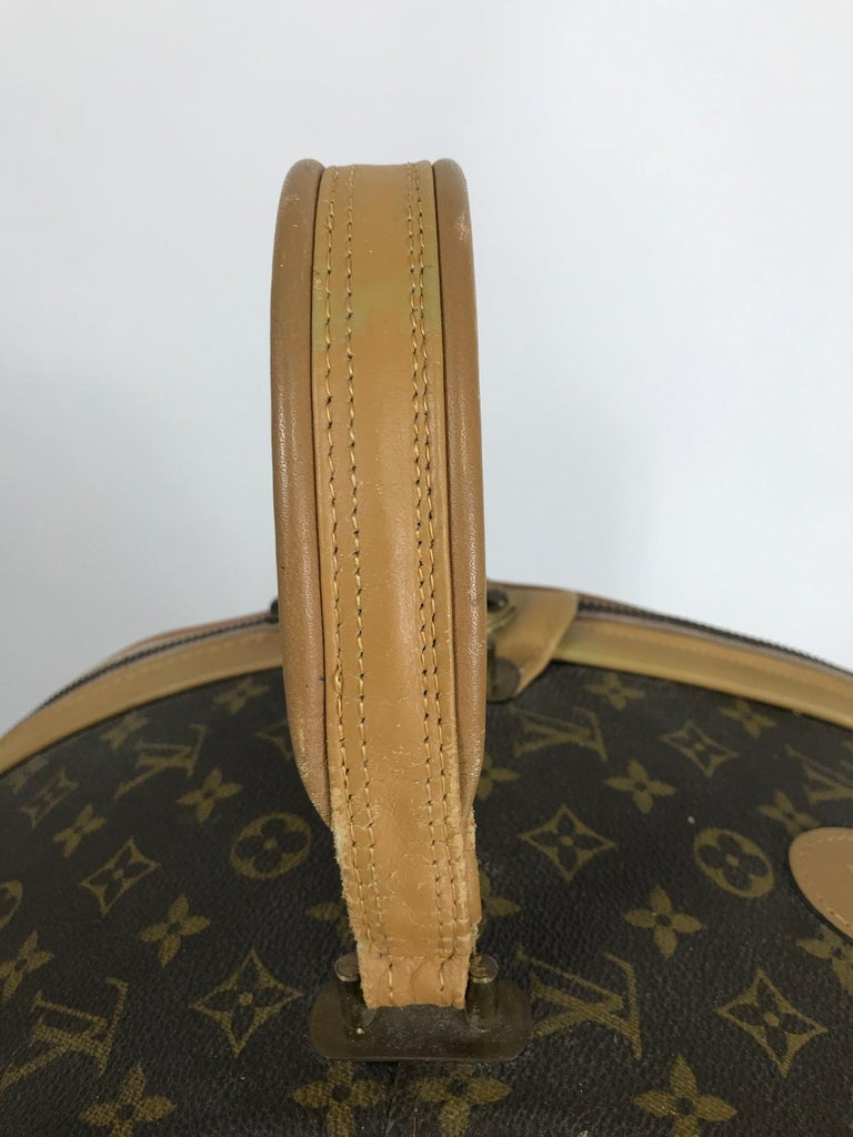 Louis Vuitton for The French Co. 50cm Boite Chapeaux Round Hat Box Rare  For Sale 5