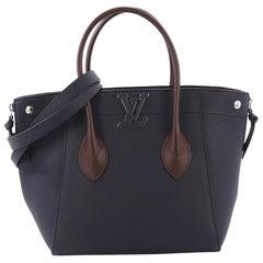 Louis Vuitton Freedom Handbag Calfskin