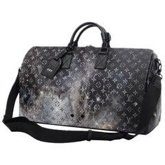 Louis Vuitton Galaxy Monogram Keepall Bandouliere 50