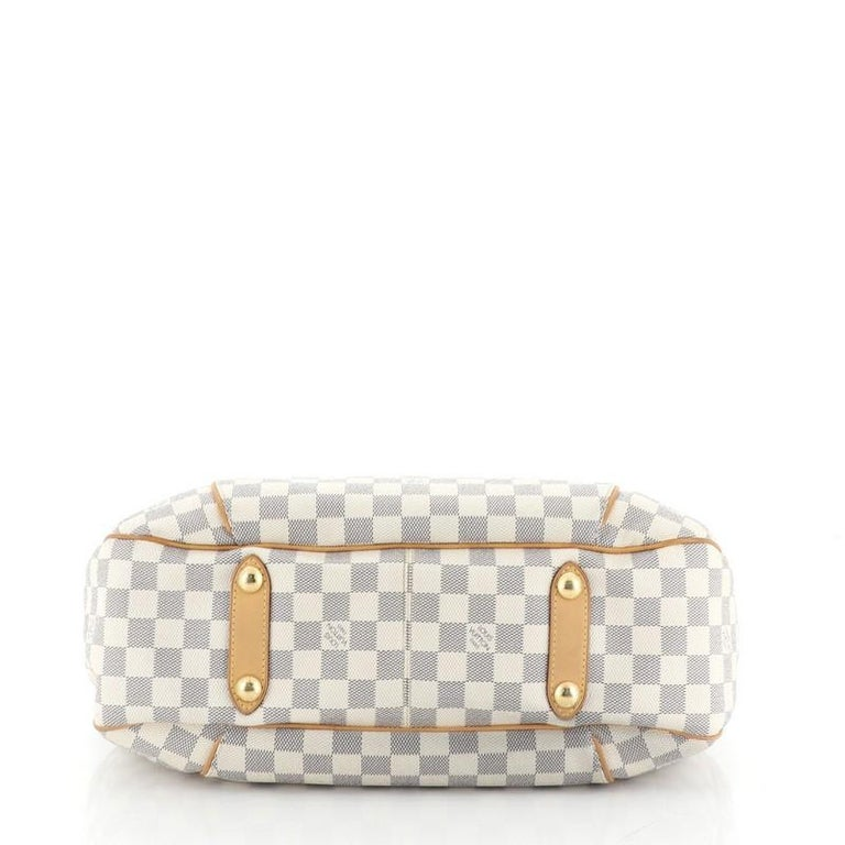 Louis Vuitton Galliera Handbag Damier PM In Good Condition For Sale In New York, NY