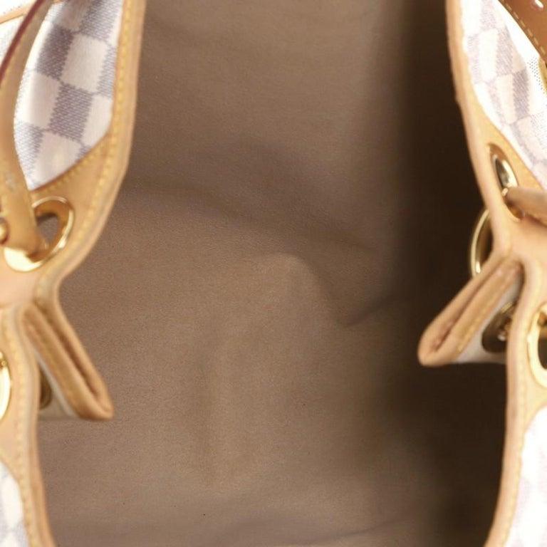 Women's or Men's Louis Vuitton Galliera Handbag Damier PM For Sale