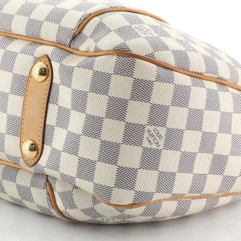 Louis Vuitton Galliera Handbag Damier PM For Sale 1