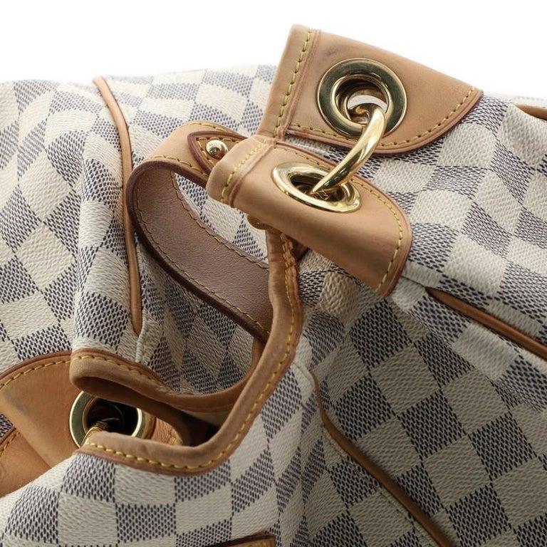 Louis Vuitton Galliera Handbag Damier PM For Sale 2