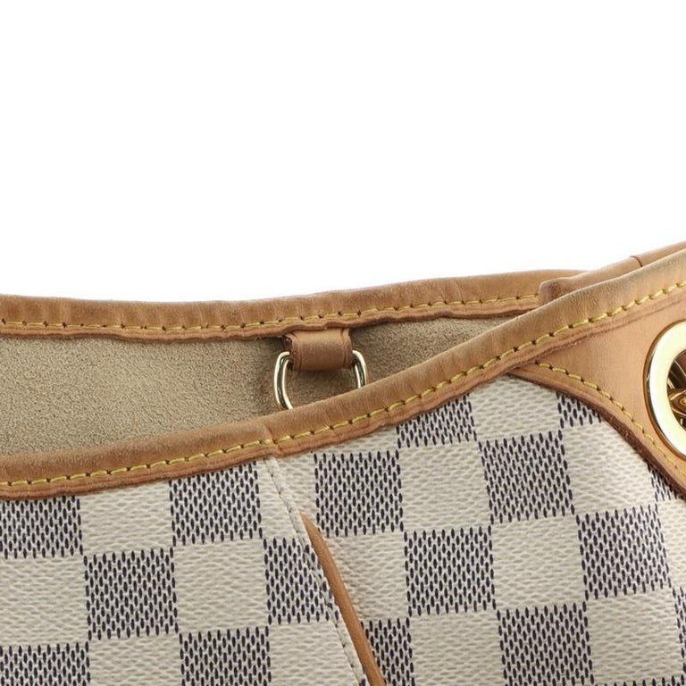 Louis Vuitton Galliera Handbag Damier PM For Sale 3