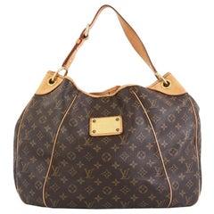 Louis Vuitton Galliera Handbag Monogram Canvas GM