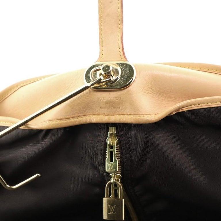 Louis Vuitton Garment Cover Monogram Canvas For Sale 4