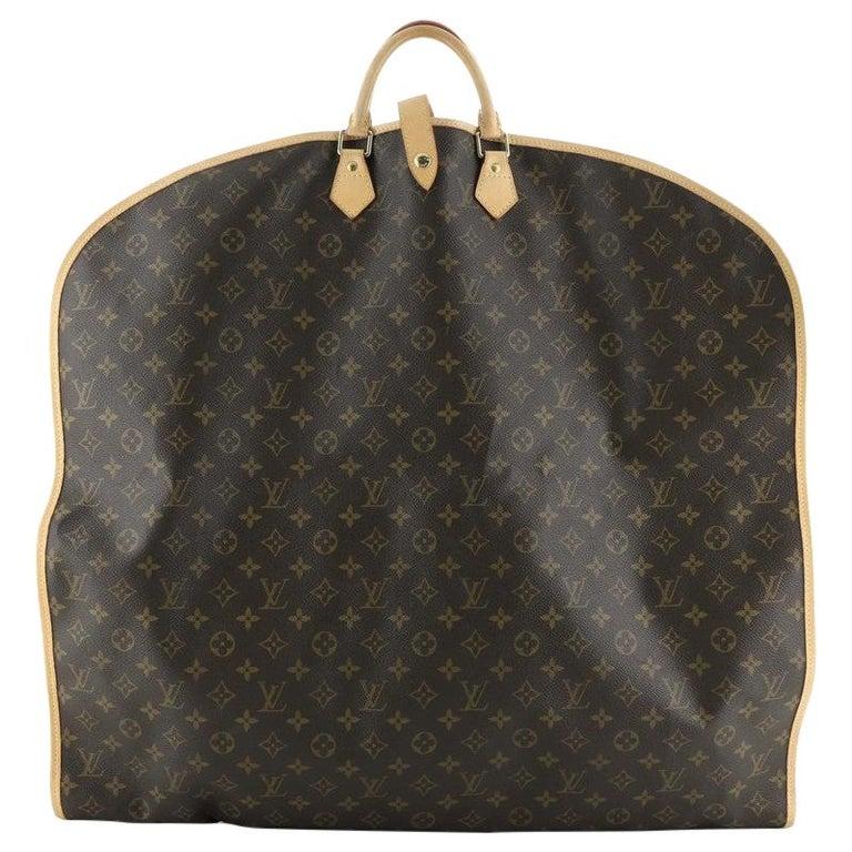 Louis Vuitton Garment Cover Monogram Canvas For Sale