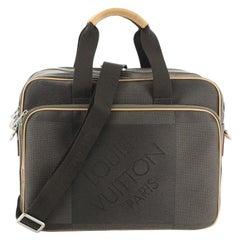 Louis Vuitton Geant Associe Briefcase Limited Edition Canvas GM