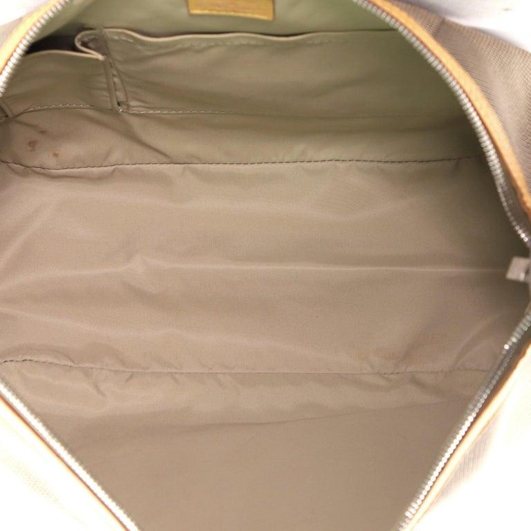Women's or Men's Louis Vuitton Geant Explorateur Shoulder Bag Geant Canvas For Sale