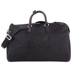 Louis Vuitton Geant Souverain Duffle Bag Limited Edition Canvas