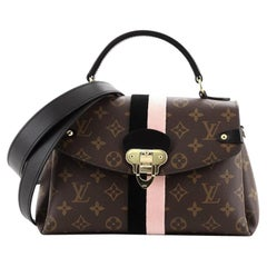 Louis Vuitton Georges Handbag Monogram Canvas BB