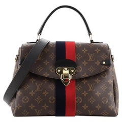 Louis Vuitton Georges Handbag Monogram Canvas MM