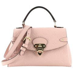 Louis Vuitton Georges Handbag Monogram Empreinte Leather BB