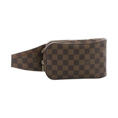 Louis Vuitton Geronimos Waist Bag Damier