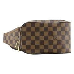 Louis Vuitton Geronimos Waist Bag Damier