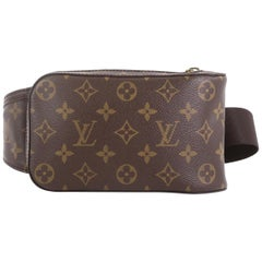 Louis Vuitton Geronimos Waist Bag Monogram Canvas
