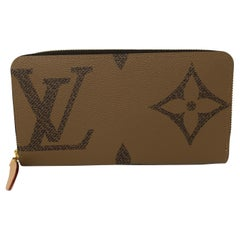 Louis Vuitton Giant Mono Zippy Wallet