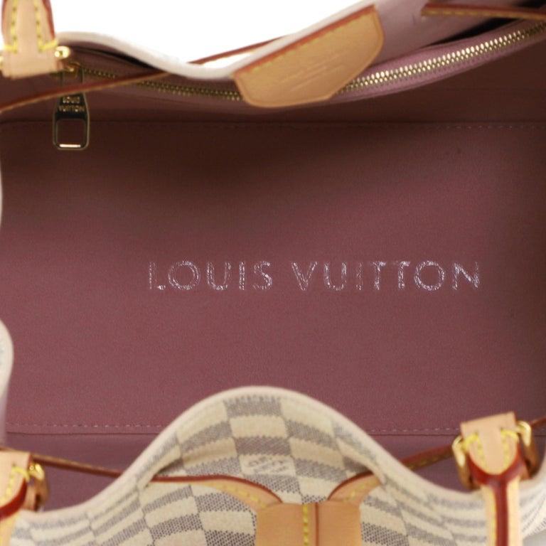 Louis Vuitton Girolata Handbag Damier For Sale 1