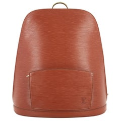 Louis Vuitton Gobelins Backpack Epi Leather