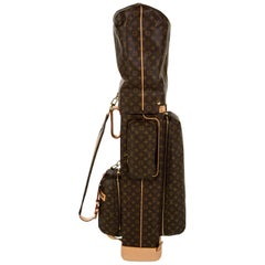LOUIS VUITTON Golf Bag Monogram Limited Edition  Mint Like NEW